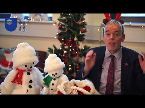 Peter Horrocks - End of year message outtakes!