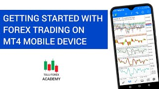 HOW TO SETUP MT4 TO TRADE FOREX ON MOBILE DEVICE FOR BEGINNERS