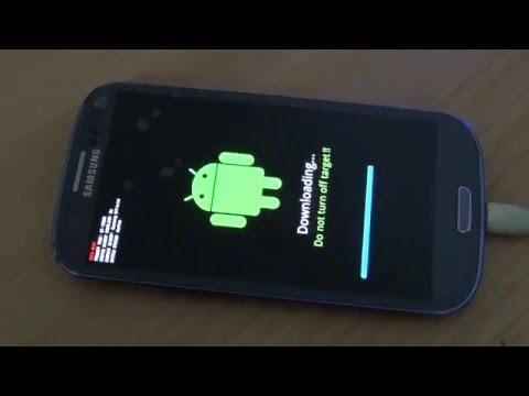 Samsung i9300 висит на заставке, не включается. Часть 1 ;)