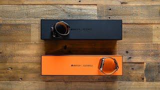 Gambar cover Apple Watch Series 5 | Unboxing + SetUp Hermès Space Black double tour