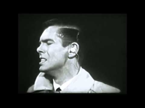 Johnnie Ray - just walking in the rain (extended version) 1950s