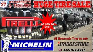 Discount Motorcycle Tires for sale Michigan