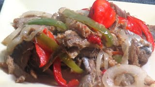 HOW TO MAKE JAMAICAN STYLE RED HERRING RECIPE 2015