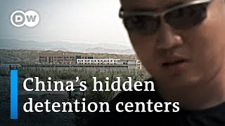 How China hides its Uighur detention centers | DW News