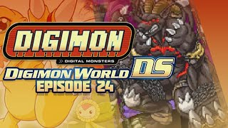 Digimon World DS - Ep 24 - Fighting ALL The Seven Great Demon Lords + Destroyed Belt   !