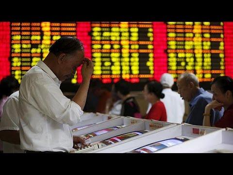 Asie : les places boursières chinoises reculent encore - economy