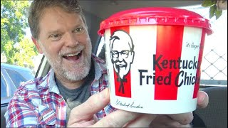 KFC $8 Tuesday Buckets