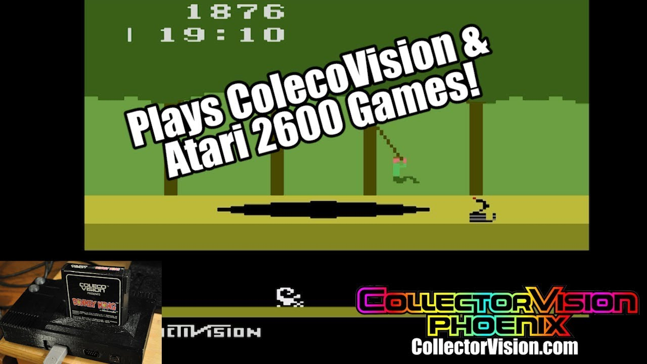 CollectorVision Phoenix Video Game System™ Pre-Order