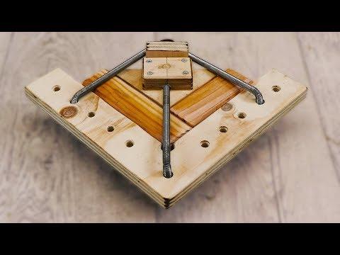 DIY Useful Tool- Making Clamping Squares / Corner Clamp