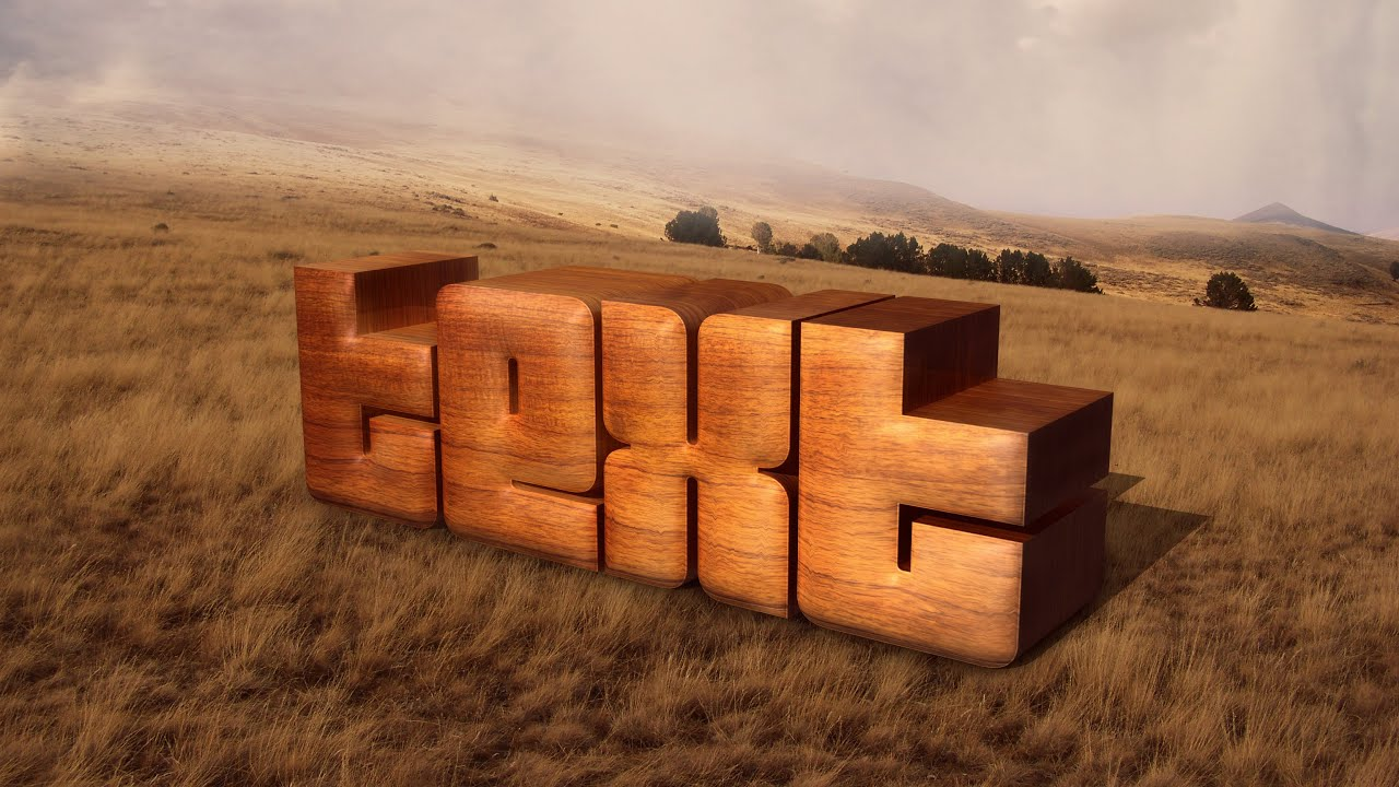 Creating new layers of wood made super easy with photoshop.