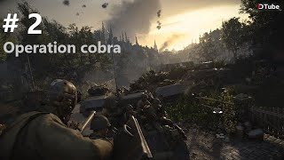Operation Cobra - Call of Duty WWII #2