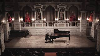 "Michel Dalberto plays Debussy ""Poissons d'or"" (live in Mantua)"