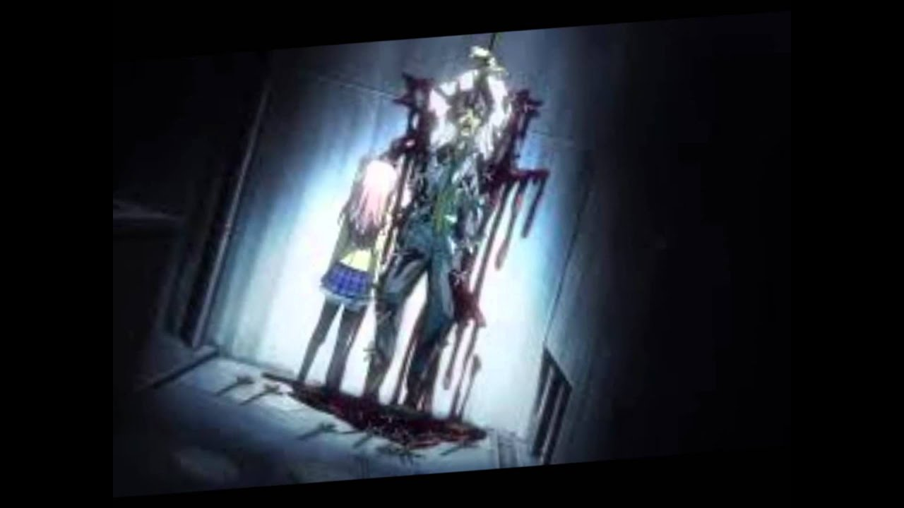 Let The Bodies Hit The Floor Bloody Gory Anime Youtube