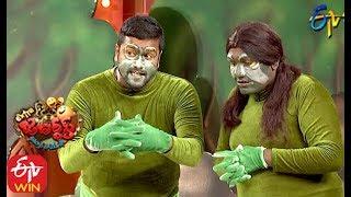 Fasak Shashi  Performance   Extra Jabardasth   24th January 2020    ETV Telugu