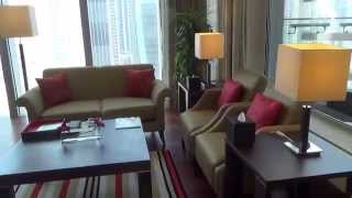 Dubai Luxushoterl The Oberoi  Matthias Mangiapane - Luxussuite Präsidentensuite