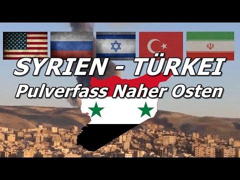 Syrien & Türkei - Pulverfass Naher Osten - Syrien schickt Truppen - Aktuelles & Hintergründe