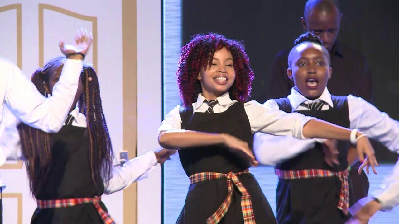 Download Sarafina  Performance at the Safaricom GEM awards