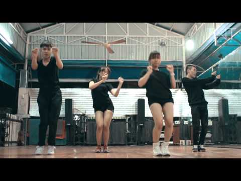 Vũ điệu cồng chiêng Cover - TNT Dance Crew