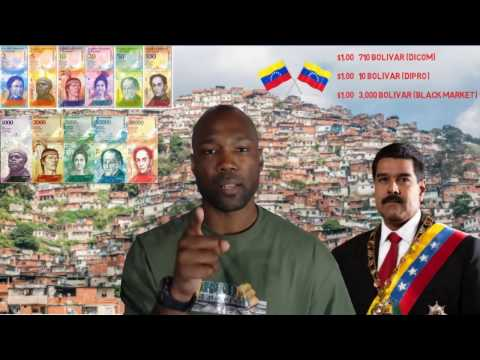 RTD News: Venezuela's Death Spiral & Currency Crisis