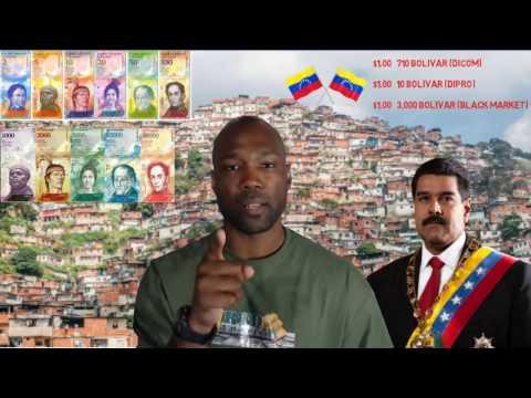 RTD News: Venezuela's Death Spiral & Currency Crisis
