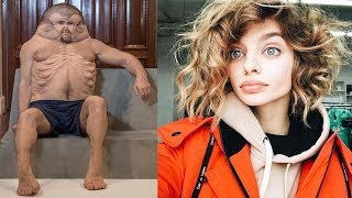 Top 10 Odd And Bizarre People You Won't Believe Actually Exist #3