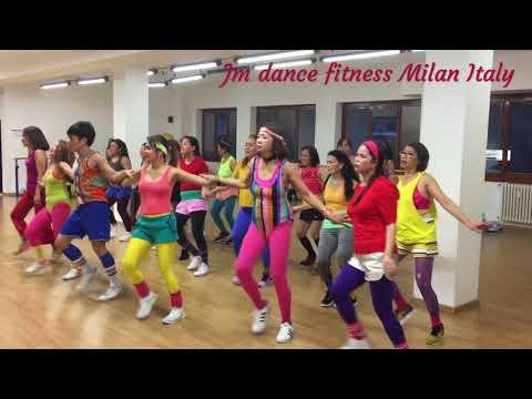 """NAME GAME - Zumba Dance Fitness Milan Italy"""