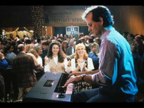 Groundhog Day (1993) Phil's piano solo (HQ, clean version)