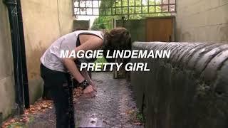 Maggie Lindemann Pretty Girl subtitulado