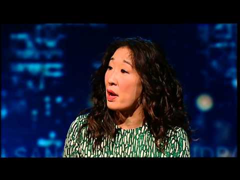 George Tonight: Sandra Oh   George Stroumboulopoulos Tonight   CBC