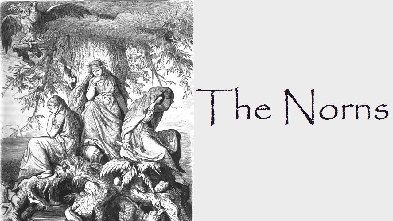 Norse Mythology: Story of Norns - YouTube