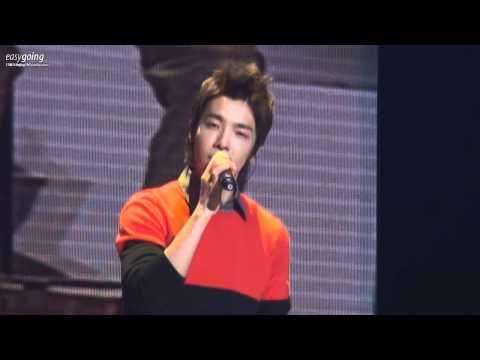 110816 Beijing - Donghae Solo (feat. Ryeowook) Just Like Now
