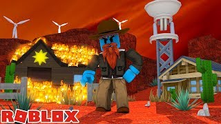 LITTLE KELLY IS THE MOST WANTED BANDIT !!! Sharky Roblox
