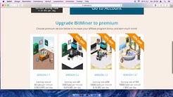 bitminer 39,5 Bitcoin keine Auszahlungen! scam