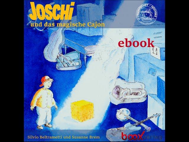 Promovideo Joschi und das magische cajon als e-book
