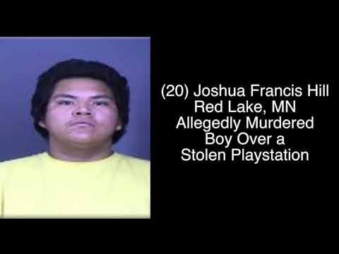 Man Charged With Murdering Boy Over Playstation On Red Lake Reservation