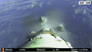 "Пуск ""Союз-СТА"" с ""Sentinel-1B"" | Launch ""Soyuz-STA"" with ""Sentinel-1B"" [HD]"