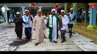 Menyambut Kedatangan Habib Hasan Bin Ja'far Assegaf ( Khodimul Majlis Nurul Musthofa Jakarta )