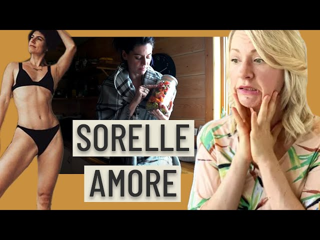 Dietitian Reviews SORELLE AMORE'S Diet Rules (Organic, Sugar Free, No Toxins - OMG SO RESTRICTIVE)