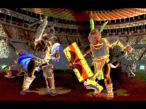 Colosseum: the game of life (Ave, Caesar: morituri te salutant!!!) - Daniele Rambelli