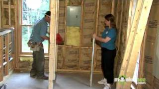 Build A Closet - Attaching The Walls