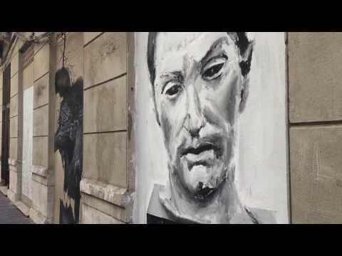 MALAGA'S URBAN STREET ART