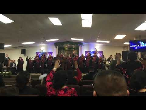 Apostolic Tabernacle sanctuary choir