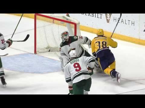 Minnesota Wild vs Nashville Predators - April 1, 2017 | Game Highlights | NHL 2016/17
