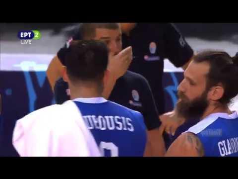 Εσθονία - Ελλάδα 56-78 (2/7/2018) | Στιγμιότυπα | Προκριματικά Παγκοσμίου  Κυπέλλου 2019