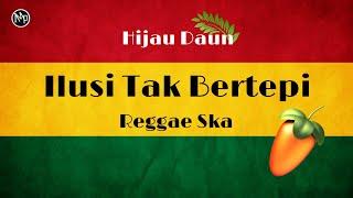 Ilusi Tak Bertepi (Reggae Ska) cover Putri Rwj FT. Imp