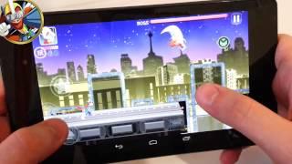 |Game #13 | BRAVOMAN Binja Bash مراجعة ولعب لعبة حماسية قتالية  Android.( GamePlay)