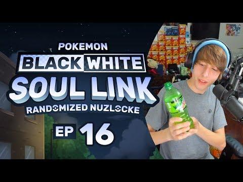 Pokemon Black & White Soul Link EP 16 | EVACUATE THE CITY!! (Reupload)
