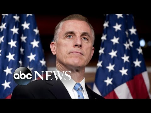 Rep. Tim Murphy resigns after it was revealed he urged his mistress to have an abortion