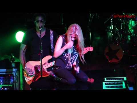 Avril Lavigne - Alice - Live São Paulo Brasil 28-07-2011 HD by @PunkMatic