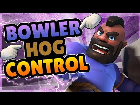 SUPER STRONG HOG BOWLER CONTROL! NEVER LOSE AGAIN! להורדה